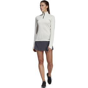adidas TERREX Agravic - Pantalones cortos running Mujer - gris/negro